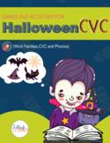 CVC Halloween Games
