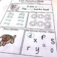 CVC Handwriting Worksheets