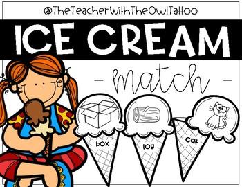 CVC Ice Cream Match