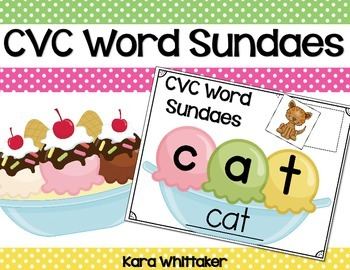 CVC Ice Cream Sundaes {FREE}