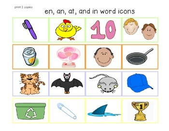 Multi-Level CVC Word Activities for Special Education
