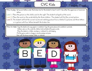 CVC Kids