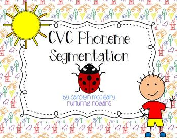CVC Letter Match