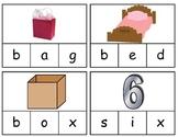 CVC Letter Tile Cards