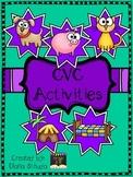 CVC Literacy Center Activities