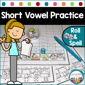 CVC Literacy Centres - Shake, Rattle and Roll
