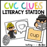CVC Literacy Station