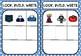CVC Look, Build, Write /i/ word families