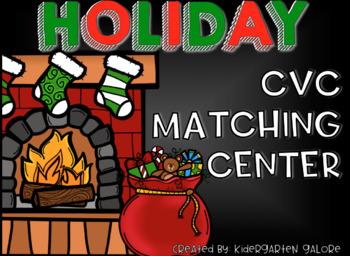 CVC MATCH - Holiday