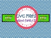CVC MATS WORD FAMILY EE