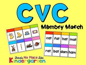 CVC MEMORY MATCH