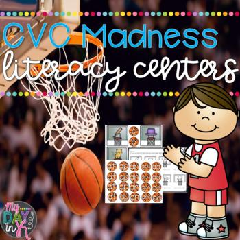 CVC Madness Literacy Centers
