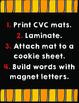 CVC Magnet Mats