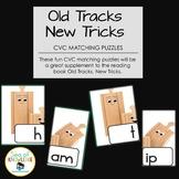 "CVC Match Puzzles ""Old Tracks, New Tricks"""