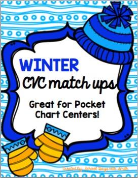 CVC Match Ups: Winter