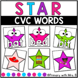 Twinkle, Twinkle Little Words: CVC Words to Pictures