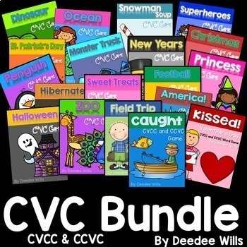 CVC Mega Game BUNDLE