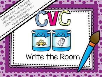 CVC Mega Pack: Interactive Fun for Little Learners