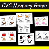 CVC Memory Game- 28 cards to match up