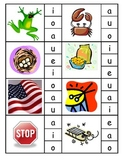 CVC ~ Middle Sounds Practice Sheets ~ Literacy Centers ~