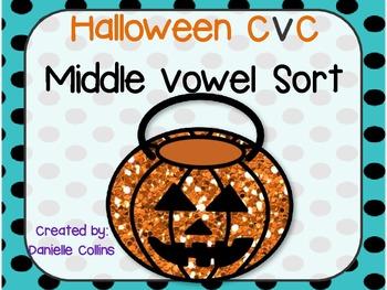 CVC Middle Vowel Sort