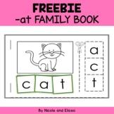 FREE at Family Interactive CVC Word Book
