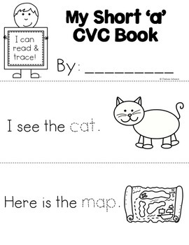 CVC Mini Books