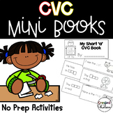CVC Mini Books