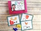 CVC Missing Letter Phonics Cards with REAL Photos {Guided Reading Word Work}