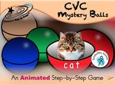 CVC Mystery Balls - Animated Step by Step Game - SymbolStix