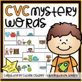 CVC Mystery Words