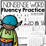 Nonsense Word Fluency Games and Activities for NWF Fluency