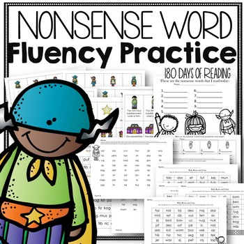Closed Syllable Fluency Practice