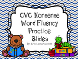 CVC Nonsense Word Smartboard