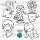 CVC -OT Word Family Clip Art