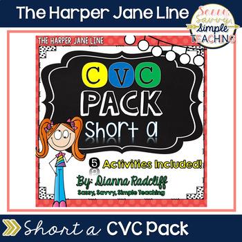 CVC Pack Short a