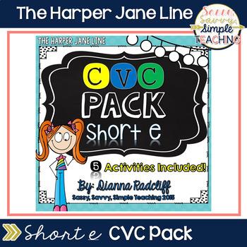 CVC Pack ~ Short e
