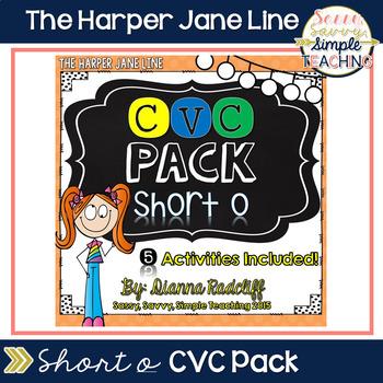 CVC Pack ~ Short o