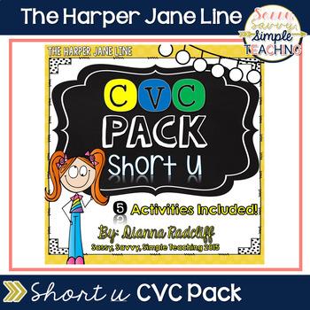 CVC Pack ~ Short u