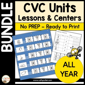 CVC BUNDLE:  A Year of CVC Centers