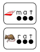 CVC Phoneme Segmenting Cards