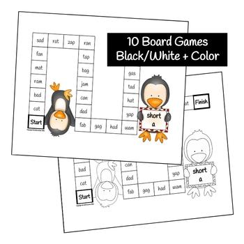 CVC Board Game Bundle