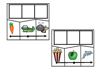 CVC Phonics Puzzle Pack {Short a edition}