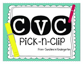 CVC Pick-n-Clip