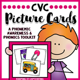 CVC Picture Cards