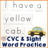 CVC Picture and Sentence Match