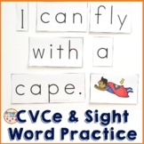 CVCe Picture and Sentence Match