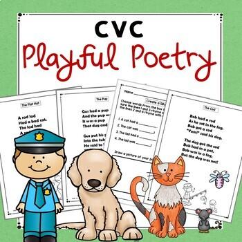 CVC Playful Poetry