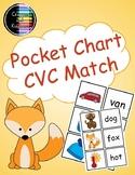 CVC Pocket Chart Match