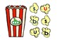 CVC Popcorn Words - Short u